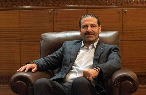 حریری: وقوع جنگ داخلی در لبنان بعید است!