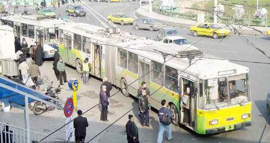 حکایت ناوگان اتوبوسهای خسته و فرسوده تهران