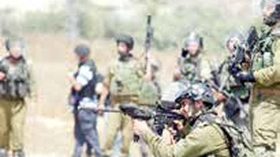 نظامیان صهیونیست برای تفریح، جوان فلسطینی را هدف قرار دادند