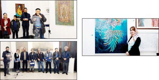 گذر و نظری بر نمایشگاه «هنر بینهایت»