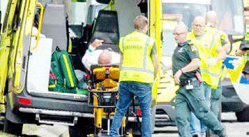 50 کشته و زخمی نتیجه حمله به نمازگزاران