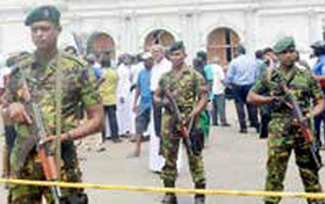 رایگیری در سریلانکا با حمله مسلحانه آغاز شد!