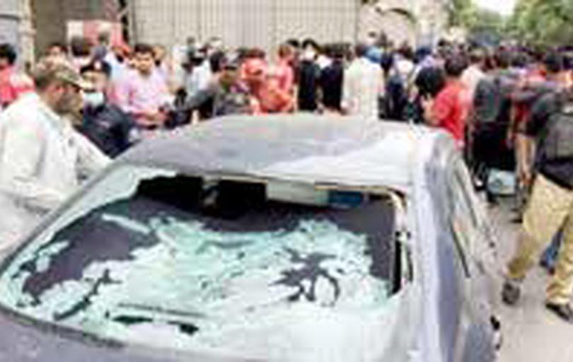 عملیات تروریستی در کراچی پاکستان 8کشته بر جای گذاشت