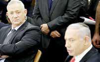 گانتس قصد کنارهگیری از ائتلاف با نتانیاهو را ندارد