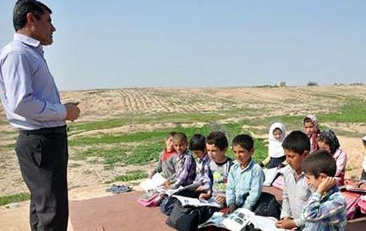 درخواست بازگشایی مدارس عشایری و روستایی