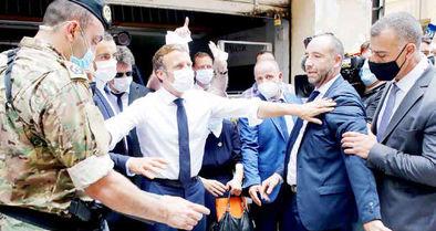 هشدار پاریس؛ اصلاحات یا فروپاشی؟!