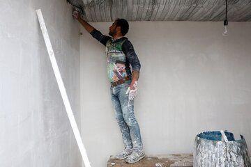 درخواست انجمن صنفی کارگران ساختمانی برای پرداخت حق بیمه