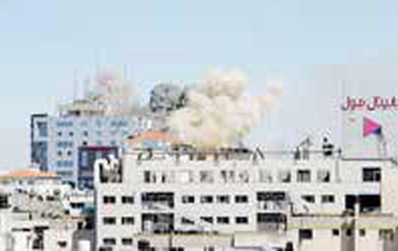 دیدهبان حقوق بشر:  حملات اسرائیل به برجهای غزه جنایت جنگی است