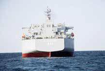 حرکت دو کشتی نظامی ایرانی به سمت آمریکا زیر نظر واشنگتن