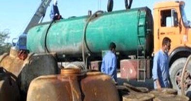 کشف ۷۰ هزار لیتر سوخت قاچاق در مرزهای آبی هرمزگان