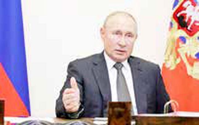 پوتین: روسیه و آمریکا باید بر عدم دخالت در انتخابات یکدیگر توافق کنند