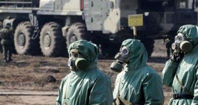 هشدار روسیه درباره حمله شیمیایی ساختگی در سوریه