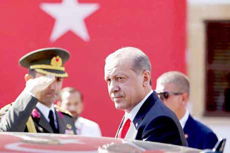 اردوغان و تُرکتازیهای هدفمند