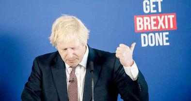حرکتِ گسلهای سیاسی در لندن