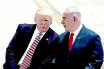 پس از انتخابات، نتانیاهو به ترامپ فشار آورد تا به ایران حمله کند
