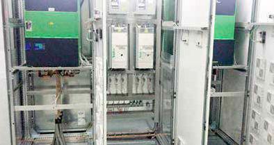 پیشرفت موفقیت آمیز پروژه تعویض درایوهای خط نورد گرم