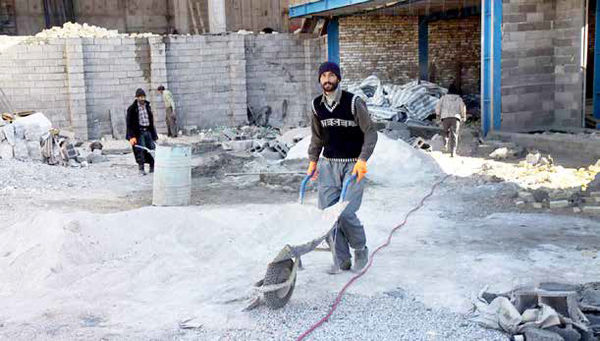 کوچ کارگران ایرانیستر به کردستان عراق