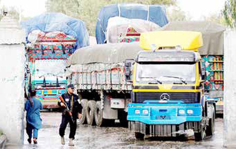 کاهش چشمگیر صادرات ایران به افغانستان