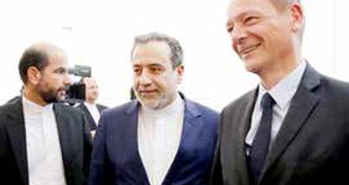 تلاش برای نجات برجام در مذاکرات تهران- پاریس