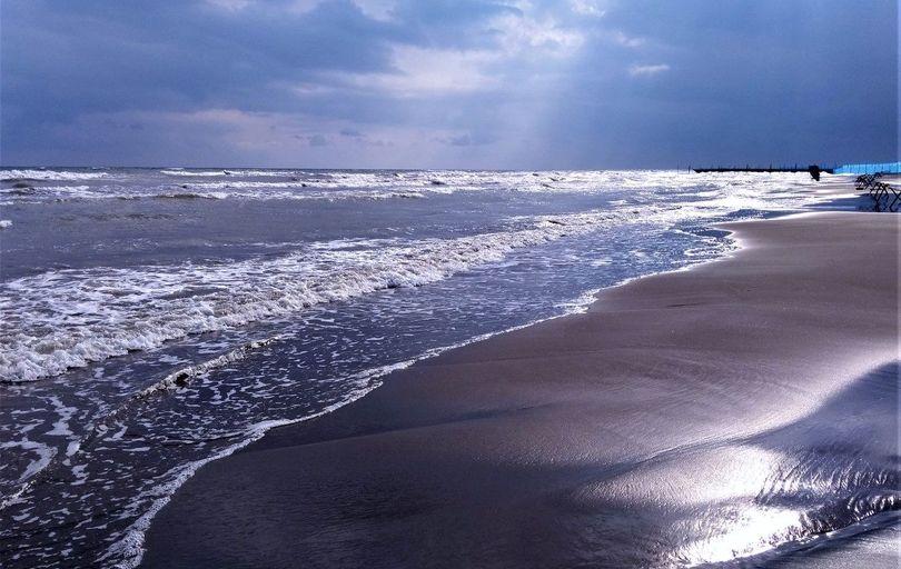 کاهش۱۵ سانتیمتری تراز سطح آب دریای خزر