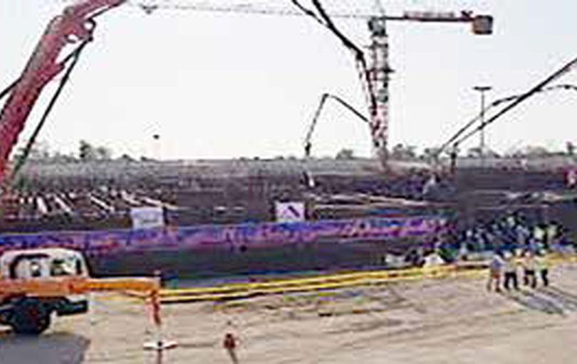 بتنریزی دومین راکتور هستهای ایران آغاز شد