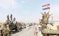ارتش سوریه وارد درعا شد