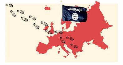 اروپا در وحشتِ سلولهای ترور