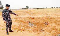 نگرانی سازمان ملل از کشف گورهای جمعی در لیبی!