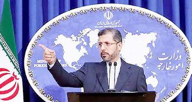 عربستان و متحدانش در حد ظرفیت خود صحبت کنند