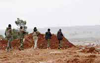 پیشروی ارتش سوریه به سمت سراقب