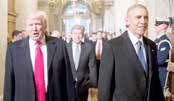 ترامپ بهخاطر لجبازی با اوباما از برجام خارج شد