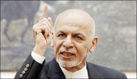 افغانستان، خشمگین از مذاکرات روسیه