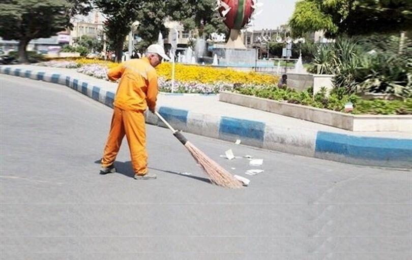 مرگ کارگر خدماتی شهرداری شهرآباد بر اثر برقگرفتگی