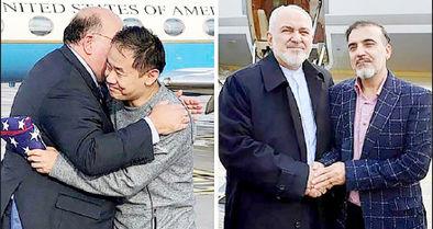 آمادگی کامل ایران برای تبادل زندانیان با آمریکا