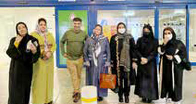 ایران به فرار نمایندگان زن افغانستان از دست طالبان کمک کرده