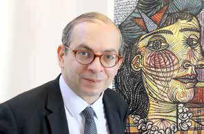 ریاست لوبون بر بزرگترین موزه هنر مدرن جهان