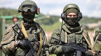 روسیه از عقبنشینی سربازانش از مرز اوکراین خبر داد