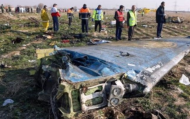 پنج کشور خواهان تحویل جعبه سیاه هواپیمای اوکراینی شدند