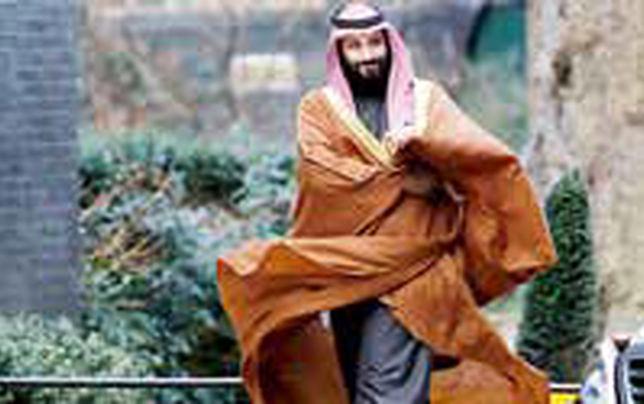فشار غرب برای آزادی شاهزاده دربند ریاض