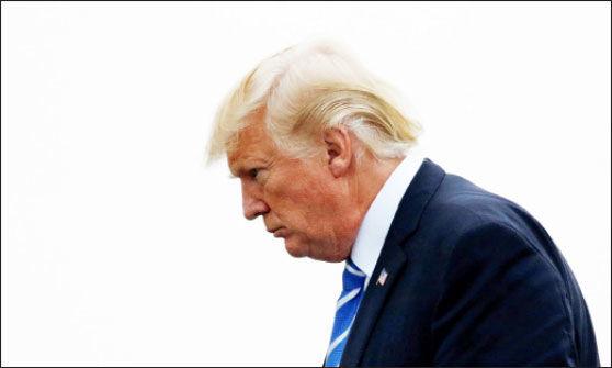 روزهای شوم ترامپ