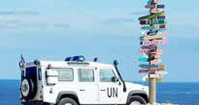 نشست افسران لبنانی و صهیونیست تحت نظارت یونیفل