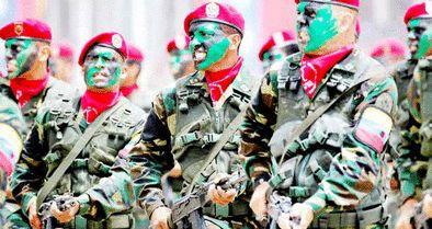 خطای استراتژیک ترامپ درباره نظامیان ونزوئلا