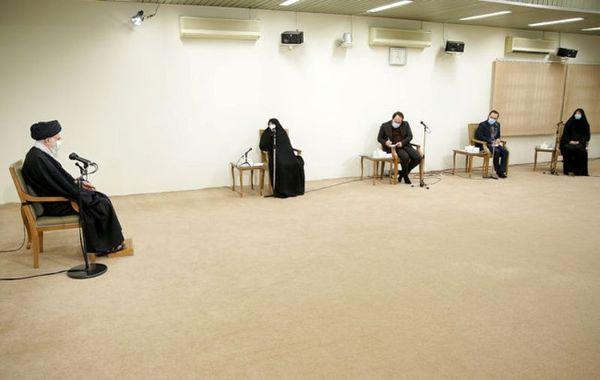 شهادت مزد زحمات و اخلاص کمنظیر شهید فخریزاده بود