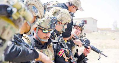 عقیمسازی تحرکات ضدامنیت در بغداد