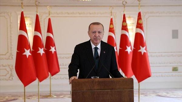 اردوغان: ۲۰۲۱ سال اصلاحات برای ترکیه خواهد بود