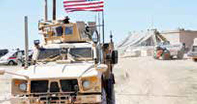 آغاز استقرار نیروهای آمریکایی در پایگاه هوایی عربستان