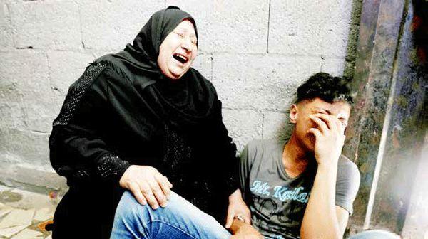 ادامه کشتار بیرحمانه مردم فلسطین