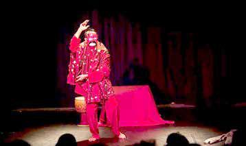 پس از 40 سال، صدرالدین زاهد در تئاتر شهر اجرا میکند