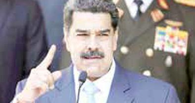 مادورو با قانون جدید به جنگ آمریکا میرود