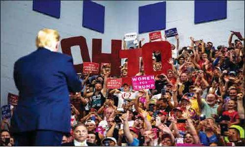 ترامپ وبال گردن جمهوریخواهان
